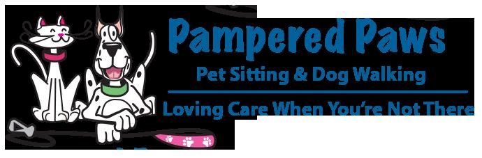 Pampered Paws Pet Sitting & Dog Walking